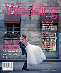Ottawa Wedding Magazine Cover Photography By Miv Photography