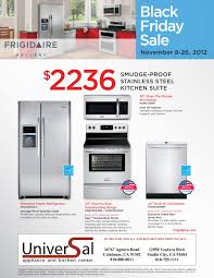 Kitchen Packages Appliances Universal Appliance And Kitchen Center Blog Black Friday