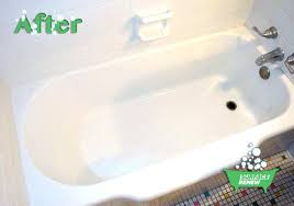 tub and shower refinishing cost in addition in most cases the new bathtub does not have tub and shower refinishing