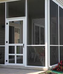 screened porches vinyl railings elite vinyl raillings llc