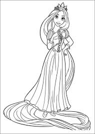 Small Picture rapunzel coloring pages Minister Coloring within Princess Rapunzel