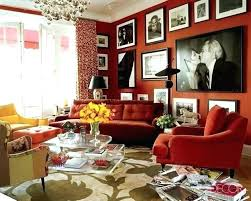 red walls living room dark red walls living room decorating on interior design ideas wall throughout