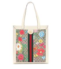 G9 Golden Result Chart Ophidia Medium Gg Flora Tote