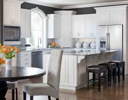 Double Oven Kitchen Cabinet Kitchen Cabinets White Cabinets With Backsplash Colors For Small