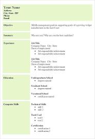 download free sample resume sample resume formats download free simple format template samples