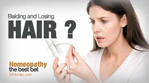 homeopathic remes for hair loss
