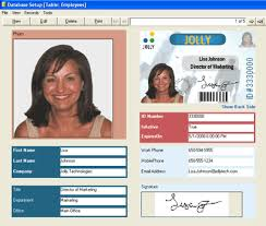 For Id Management Production And Photo Design - software Flow Card Data Software Best