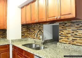 attractive 6 new venetian gold granite brown cabinet backsplash tile he93