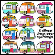 95 Vintage Camper Drawing Vintage Camper Drawings New Series