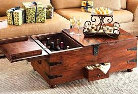 large square wood coffee table best storage coffee tables small side table with shelf square wood