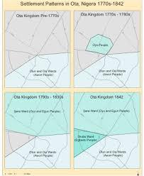 Settlement Patterns Enchanting Settlement Patterns In Nigeria Digital Humanities Carleton