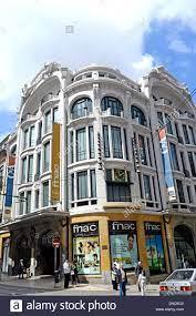 FNAC boutique Porto Portugal Stock Photo - Alamy