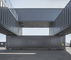 Office in container Design Arcgency Made To Be Moved Shipping Container Office Building Copenhagen Designboom Box Office Warehouse Suites Made To Be Moved Shipping Container Offices By Arcgency