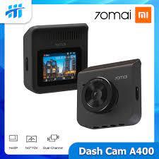 Mã 267ELSALE hoàn 7% đơn 300K] Camera hành trình 70mai Dash Cam A400 -  Phiên bản Quốc Tế - Camera hành trình - Action camera và phụ kiện Hãng  Xiaomi