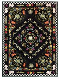 harvest 9 x 12 claire murray hand hooked rug