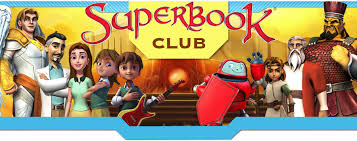 superbook club is superinteresting and well developed club for children of age 6 to 14 years old the first superbook club was found in kyiv in 1996