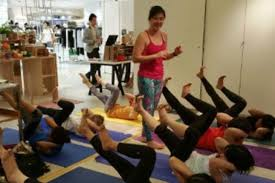 yoga cles in singapore