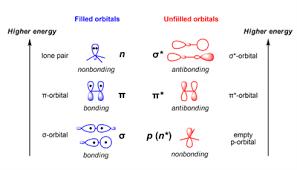 Spdf Orbitals Chart S P D F Orbitals And Angular Momentum Quantum Numbers