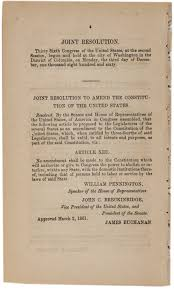 tips for writing an effective th amendment essay thirteenth amendment to the united states constitution