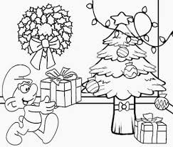 Small Picture Coloring Pages Christmas Gift Coloring Pages Merry Christmas