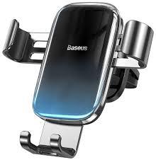 <b>автомобильный держатель Baseus</b> Glaze Gravity Car Mount black ...