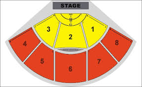 Seating Chart For Pacific Amphitheatre Many Have Their