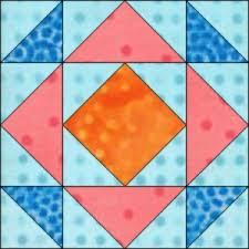 53 Free Quilt Block Patterns   AccuQuilt : AccuQuilt & Depression 8 Inch Free Quilt Block Pattern Adamdwight.com