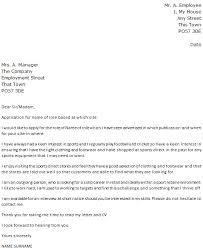sports direct cover letter example icoverorguk athletic cover letter