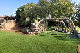 Outside playground ideas
