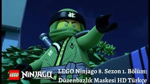 LEGO Ninjago 8. Sezon 1. Bölüm: Düzenbazlık Maskesi Full HD/1080p (Bölüm  Açıklamada) - YouTube