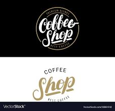 coffee shop logos. Interesting Shop Intended Coffee Shop Logos O