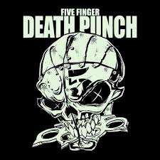 Five finger death punch amsterdam