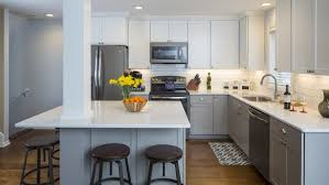 Cost To Install New Kitchen Cabinets Delectable How Much Should A Kitchen Remodel Cost Angie's List