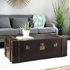 old trunk coffee tables vintage trunk coffee table brilliant vintage trunk coffee table journey vintage old trunk coffee tables