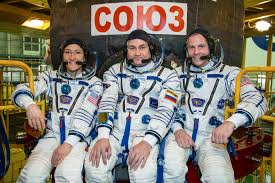 Image result for 2 astronauts & women in space rocket