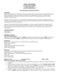 Sample Resume For Developer Co Sql Resumes Indeed Mmventures Co