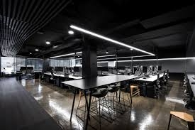 Open space office design ideas Backlash Hillam Office Work Stations In Open Space The Hathor Legacy Hillam Office Work Stations In Open Space Office Design Ideas