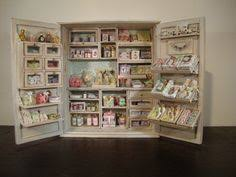 miniature store in a cabinet 112 scale by bagusitalyminiatures bl 112 dollhouse miniature