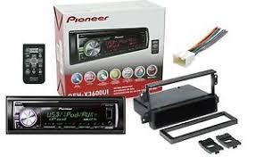 pioneer deh x3600ui cd car stereo radio and installation kit w Pioneer Deh X3600ui Wiring Harness pioneer deh x3600ui cd car stereo radio and pioneer deh-x3600ui wiring harness