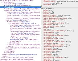 Remote Debugging Android Webview On Chrome Show Java And Not Html