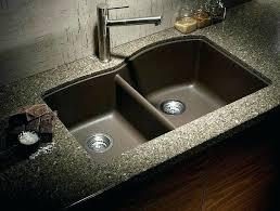 silgranit kitchen sink furniture best granite composite kitchen sinks natural within granite composite sinks plan blanco