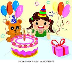 girl birthday cake clip art.  Birthday Throughout Girl Birthday Cake Clip Art Y