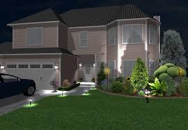 landscaping lighting ideas landscape design