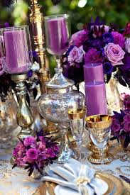 Best 25+ Purple wedding tables ideas on Pinterest | Purple wedding  decorations, Plum wedding centerpieces and Lavender wedding decorations