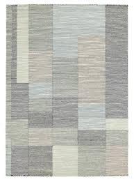 mid century modern rugs rug texture blue los angeles