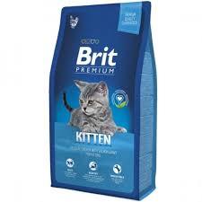 <b>Brit Premium Cat Kitten</b> 8kg | Shopee Malaysia