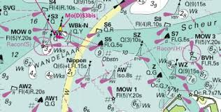 Racon Chart Symbol 2015 Notices To Mariners