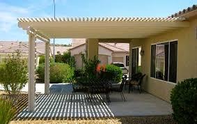 weatherwood aluminum patio cover do it