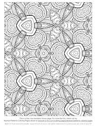57 Phenomenal Free Printable Coloring Pages For Adults Advanced Pdf