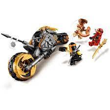 Lego Ninjago Cole Offroad Bike - Novocom.top